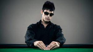bluff au poker